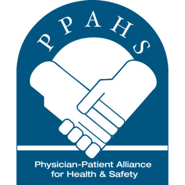 Physician-Patient Alliance for Health & Safety logo